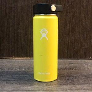 Yellow Hydroflask